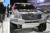 Toyota Hilux (for Dakar 2013)