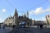 Koornmarkt - Old postoffice