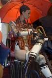 Ghent - Umbrella shop