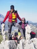 Subida a Salamadre desde Villaluenga (9 de Febrero, 2013)