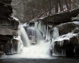 Waterfalls, lakes and rivers