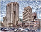 Golden Cartoon Towers