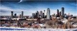 2012 Winter Oil Painting Pano