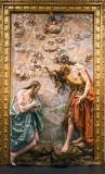 Bautismo de Cristo (Gregorio Fernández)