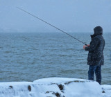 The passion of fishing has no seasons...