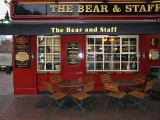 The bear and the Staff - A meaningful Pub...