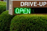 Drive Up Open