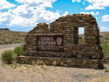 Chaco Culture National Historic Park - Northwest New Mexico