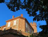 villa avec tourelle crenellée, Albi