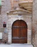 porte de la tour Sainte-Cécile 14 bis