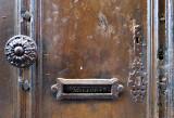 détails de porte , Albi