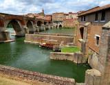 écluse et vieux pont
