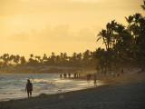 huttes sur la plage