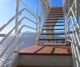 escalier du traversier