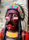 L'indien moustachu