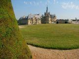 Jardin et château
