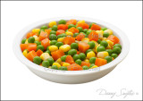 Peas, Carrots, and Corn