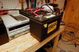 Effect of Winter on Battery Self Discharge