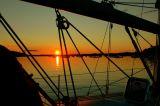 Sunset - Fox Isle Thorofare