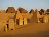 Sudan, Meroe - Miracle in the Desert