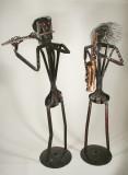 two jazz men