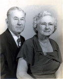 Clifford King (1895-1986) and Mary Florence Carter King (1894-1985)