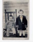 Eunice Smith Shreve (left) and Mary Sue Smith Surber (1924-2010)