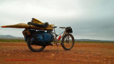 394    Matt touring Mexico - Bilenky Custom touring bike