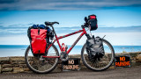434    Fulvio touring Ireland - Kona Lana'i touring bike