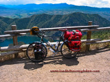 009  Ron - Touring through Colorado - Thorn Nomad touring bike