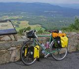 102  Matthew - Touring Virginia - Rivendell Atlantis touring bike