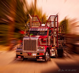 Keep on Truckin' Larry