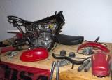 Honda Under Restore