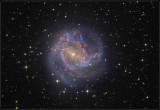Messier 83 cropped