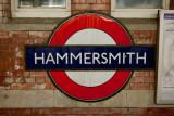 Hammersmith sign