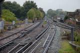 Grove Park tracks