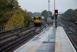 Purley platform