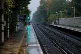 Ewell East platform