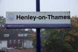 Henley on Thames sign