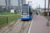 Krakow tram-Krowodrza Gorka 1