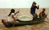 The Mothership!, Tonle Sap Lake, Cambodia