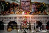Altar a la casa de Zacarias