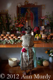 Día de los Muertos en Teotitlán del Valle, Oaxaca 2012