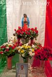 Altar in Memory of Art Tofoya
