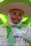 Charro in green