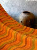 Orange Hammock and Pot