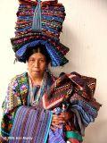 Woman Vendor Panajachel