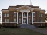Crosby County Courthouse - Crosbyton, Texas