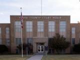 Floyd County Courthouse - Floydada, Texas