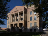 Armstrong County Courthouse - Claude, Texas